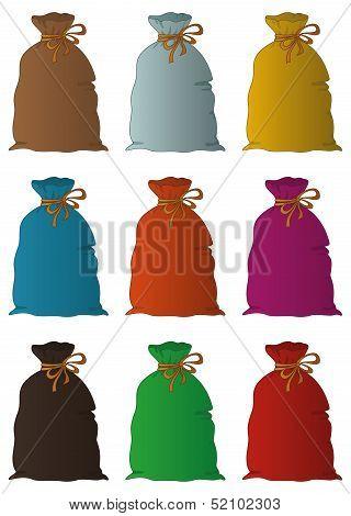 Bag linen, set