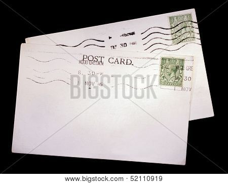 Two British Post Cards