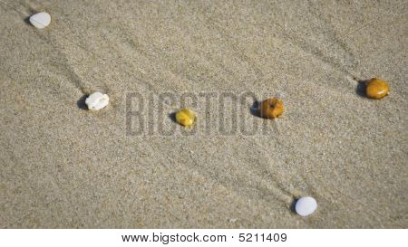 Sand And Pebble