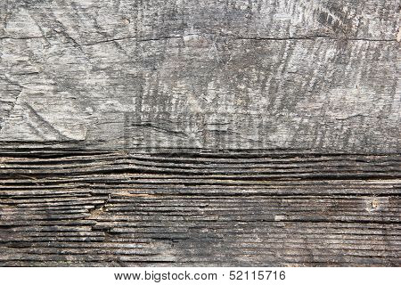 Textured old wood background
