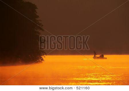 Pesca de la lubina