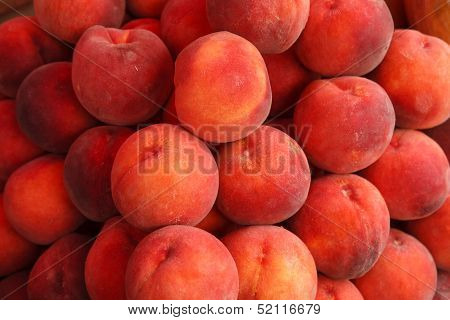 Peaches fruit