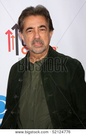 LOS ANGELES - OCT 8:  Joe Mantegna at the CBS Daytime After Dark Event at Comedy Store on October 8, 2013 in West Hollywood, CA