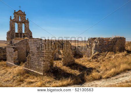 El Salvador Church Ruins