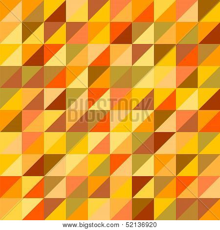 Seamless Geometric Pattern.background Patterned With Triangles.vector