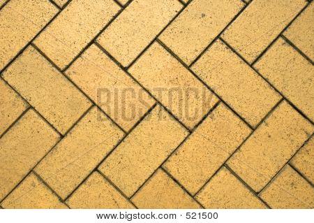 Brick Flooring