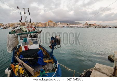 Trapani, Sicily Island, Italy