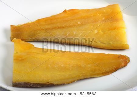 Smoked Haddock Horizontal