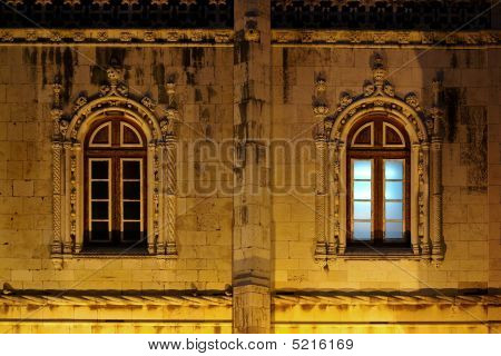 Jeronimos Window