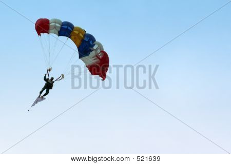 Acerca de paracaidista