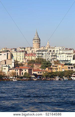 Istanbul on the Bosporus