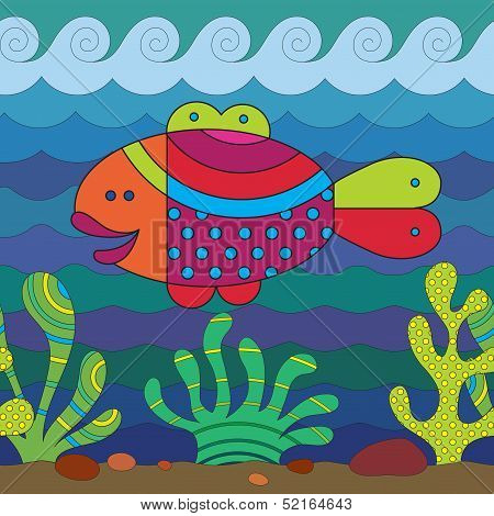 Stylize Fish