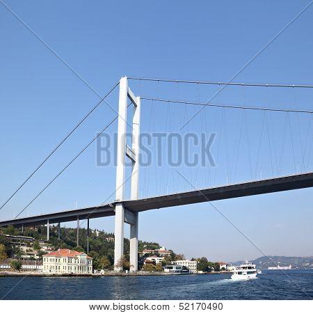 Bridge on the Bosporus, Istanbul