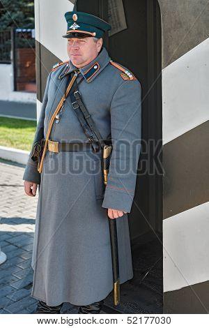The Territory Of Kolomna Kremlin, Russia, Kolomna.