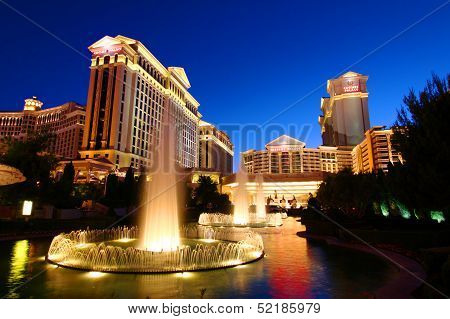 Caesars Palace Of Las Vegas