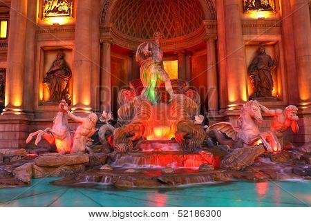 Caesars Palace Sculptures