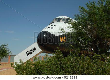 Russian Buran Shuttle
