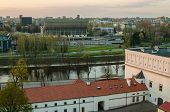 stock photo of arsenal  - Old Arsenal in Vilnius - JPG