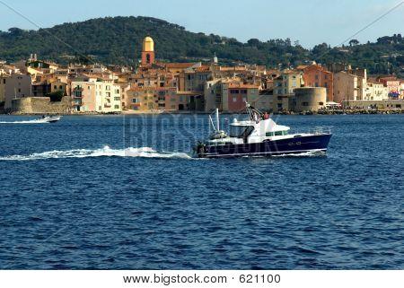 Bay Of Saint Tropez