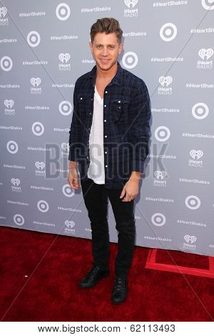 LOS ANGELES - MAR 24:  Jef Holm at the Album Release Party For Shakira's Exclusive Deluxe Edition at Target on March 24, 2014 in Burbank, CA