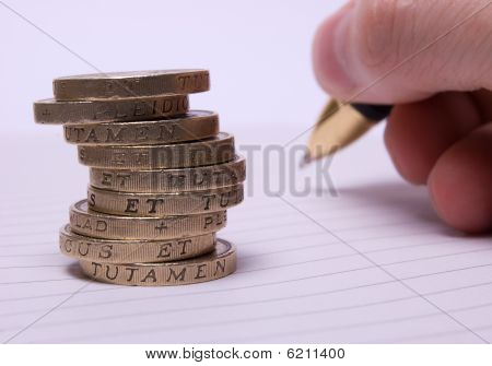 Counting the Money