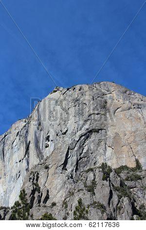 El Capitan Mountain Yosemite California