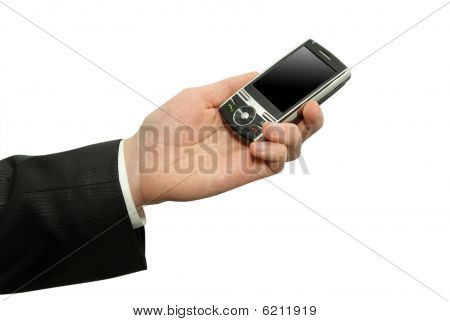 Hands With Communicator