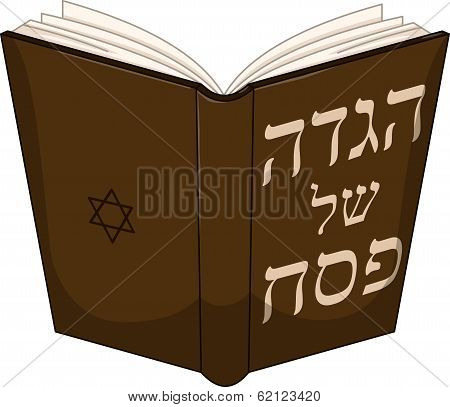 Haggdah Book For Passover