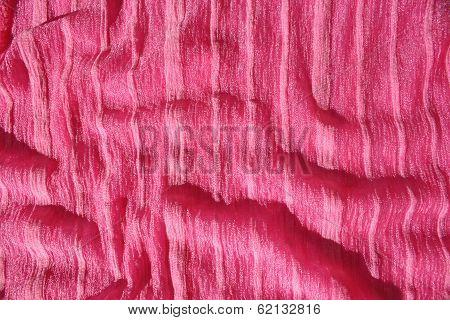 Pink Waves Background