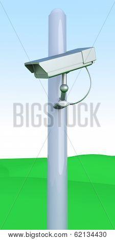 Surveillance Landscape