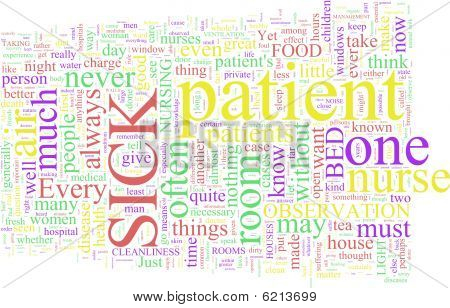 Word Cloud - Florence Nightingale