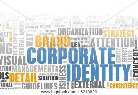 Unternehmensidentität