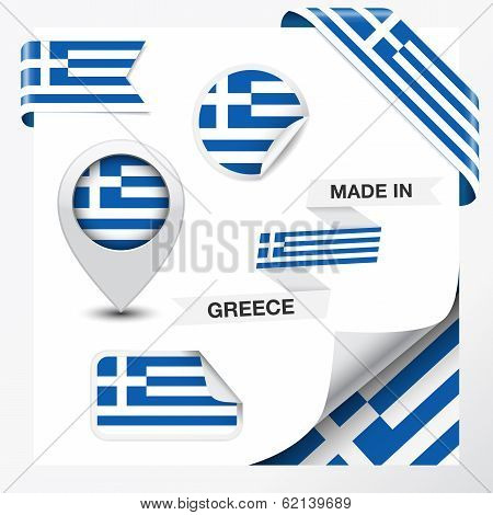 Made In Greece Collection