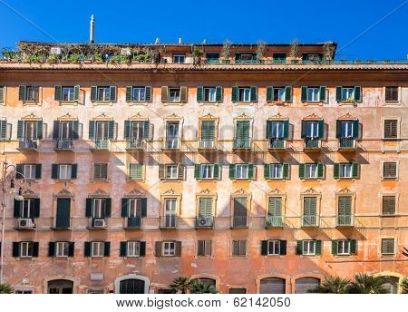 Residential Flats In Center Of Rome