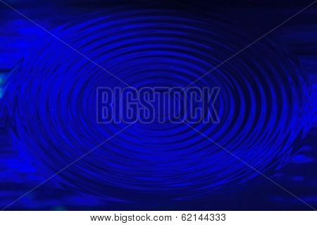 Blue Rippple - Beautiful Color Background and Screensaver Patterns