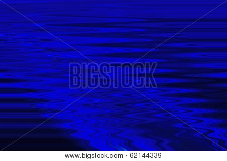 Blue Ripple - Beautiful Color Background and Screensaver Patterns