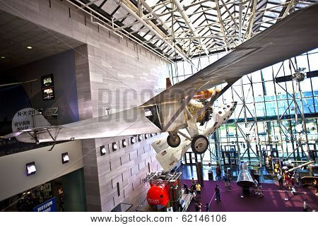 National Air And Space Museum In Washington