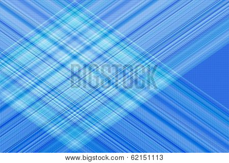 Blue Lines - Beautiful Color Background and Screensaver Patterns