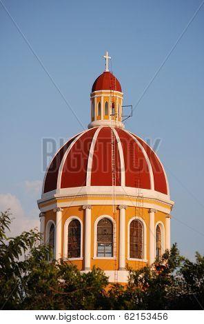 Granada, Nicaragua Cathedral Dome