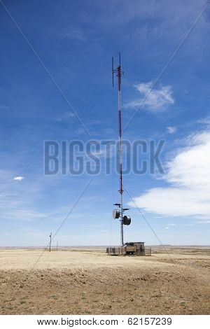 Radio Communications Tower