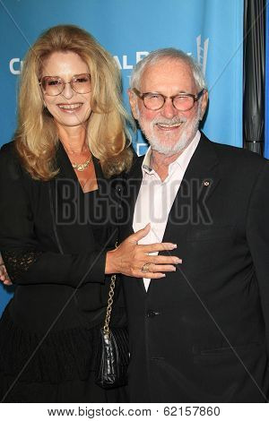 LOS ANGELES - MAR 22: Norman Jewison at the Geffen Playhouse's Annual 'Backstage At The Geffen' Gala at Geffen Playhouse on March 22, 2014 in Los Angeles, California