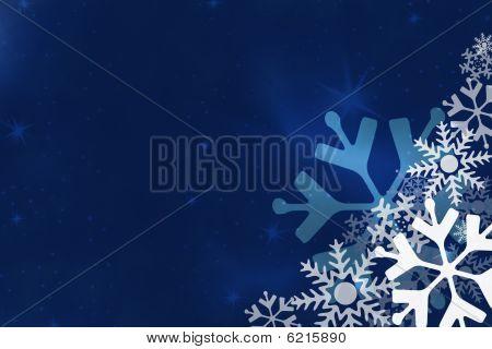 Snowflake Christmas Stars