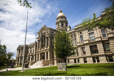 Wyoming State Capitol Building