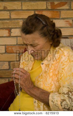 Praying Elder