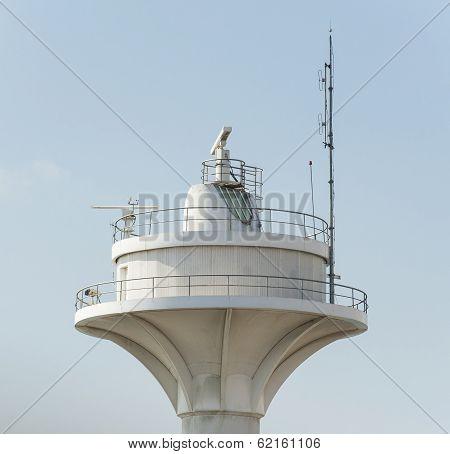 Coastguard Radar Tower