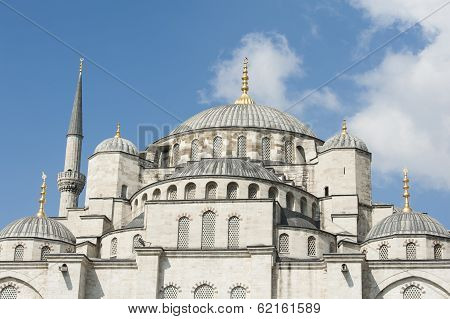 Yeni Cami New Mosque In Istanbul