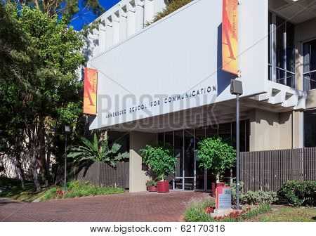 University Of Southern California Annenberg School For Communication