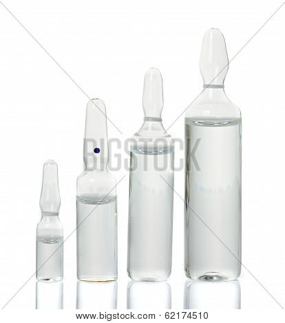 Medical Ampoules, Vial