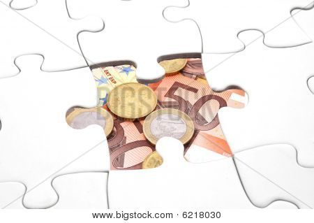 Puzzle And Money
