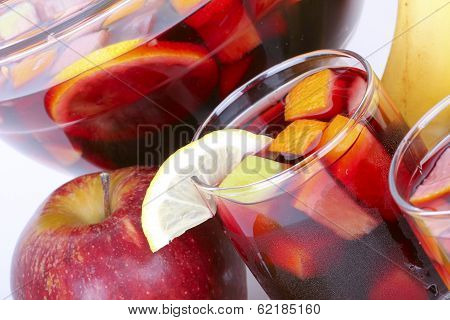 Sangria Red Wine
